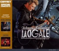 Cover Johnny Hallyday - 4 In 1