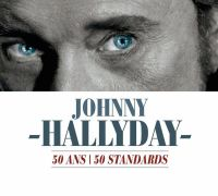 Cover Johnny Hallyday - 50 ans | 50 standards