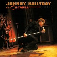 Cover Johnny Hallyday - À l'Olympia Bruno Coquatrix 1966
