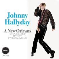 Cover Johnny Hallyday - À New Orleans