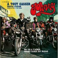 Cover Johnny Hallyday - À tout casser
