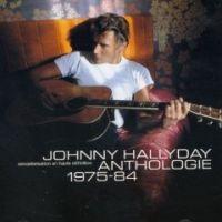 Cover Johnny Hallyday - Anthologie 1975-84