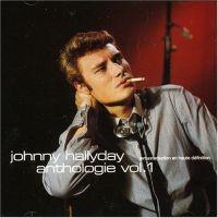 Cover Johnny Hallyday - Anthologie vol. 1