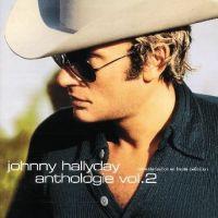 Cover Johnny Hallyday - Anthologie vol. 2