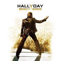 Cover Johnny Hallyday - Bercy 2003