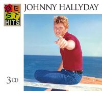 Cover Johnny Hallyday - Best Hits