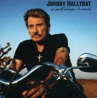Cover Johnny Hallyday - Ça peut changer le monde