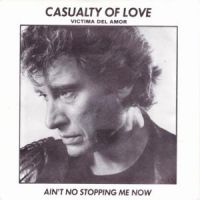 Cover Johnny Hallyday - Casualty Of Love