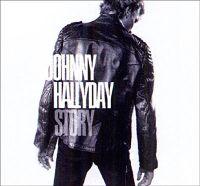 Cover Johnny Hallyday - CD Story