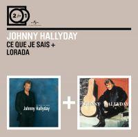 Cover Johnny Hallyday - Ce que je sais + Lorada