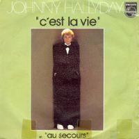 Cover Johnny Hallyday - C'est la vie