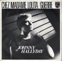 Cover Johnny Hallyday - Chez madame Lolita