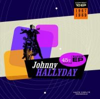 Cover Johnny Hallyday - Coffret 10 EP 1967-1969