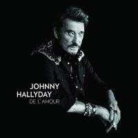 Cover Johnny Hallyday - De l'amour