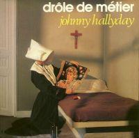 Cover Johnny Hallyday - Drôle de métier