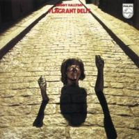 Cover Johnny Hallyday - Flagrant délit