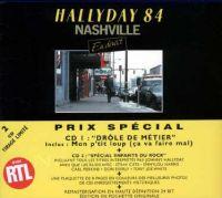 Cover Johnny Hallyday - Hallyday 84: Nashville