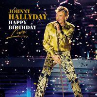 Cover Johnny Hallyday - Happy Birthday Live