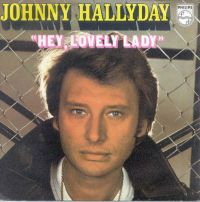 Cover Johnny Hallyday - Hey, Lovely Lady