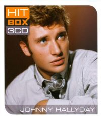 Cover Johnny Hallyday - Hit Box 3CD