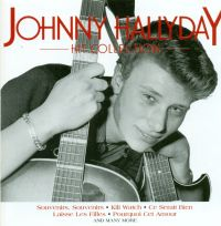 Cover Johnny Hallyday - Hit Collection