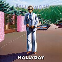 Cover Johnny Hallyday - Hollywood