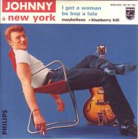 Cover Johnny Hallyday - I Got A Woman