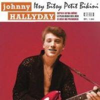 Cover Johnny Hallyday - Itsy bitsy petit bikini