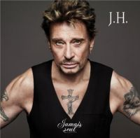 Cover Johnny Hallyday - Jamais seul