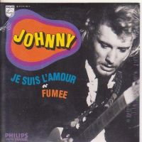 Cover Johnny Hallyday - Je suis l'amour