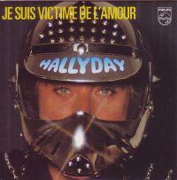 Cover Johnny Hallyday - Je suis victime de l'amour
