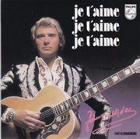 Cover Johnny Hallyday - Je t'aime, je t'aime, je t'aime