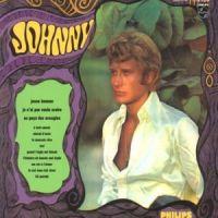 Cover Johnny Hallyday - Jeune homme