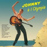 Cover Johnny Hallyday - Johnny à l'Olympia