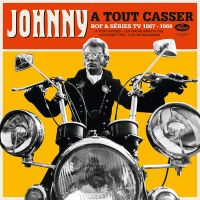 Cover Johnny Hallyday - Johnny à tout casser