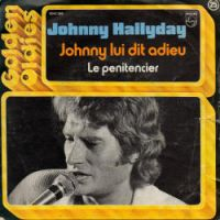 Cover Johnny Hallyday - Johnny lui dit adieu