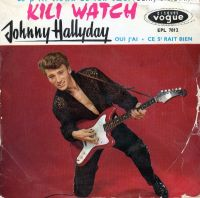 Cover Johnny Hallyday - Kili watch