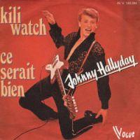 Cover Johnny Hallyday - Kili watch