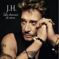 Cover Johnny Hallyday - La douceur de vivre