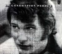 Cover Johnny Hallyday - La génération perdue