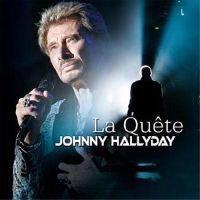 Cover Johnny Hallyday - La quête