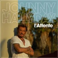 Cover Johnny Hallyday - L'attente