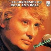 Cover Johnny Hallyday - Le bon temps du rock'n'roll
