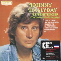 Cover Johnny Hallyday - Le penitencier (The House Of The Rising Sun)