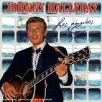Cover Johnny Hallyday - Les années Vogue