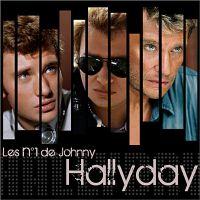 Cover Johnny Hallyday - Les n°1 de Johnny Hallyday