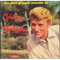 Cover Johnny Hallyday - Les plus grands succès de