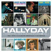 Cover Johnny Hallyday - L'essentiel des albums studio Vol. I 1961-1979