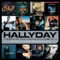 Cover Johnny Hallyday - L'essentiel des albums studio Vol. II 1981-2005