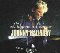 Cover Johnny Hallyday - L'hymne à l'amour